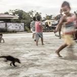 Hoy nos toca jugar. Es lo único que importa | © Claudia Ugarte | 40 x 27cm