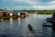 Juguemos en el río | © Claudia Ugarte | 80x55cm