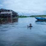 Aquí estoy. Vivo en el río | © Claudia Ugarte | 40 x 27cm